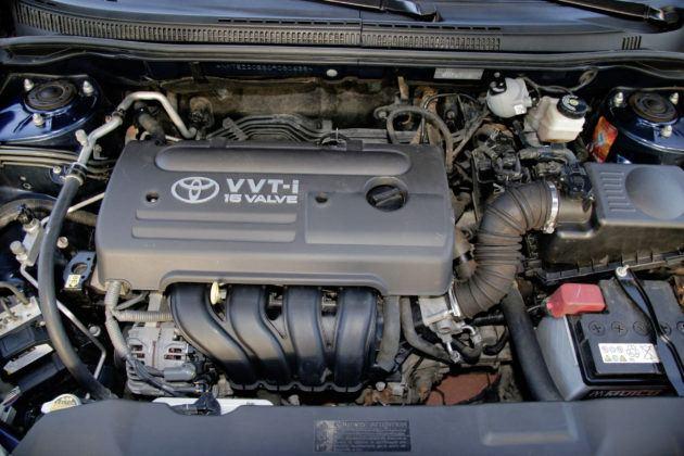 Toyota Corolla IX - silnik