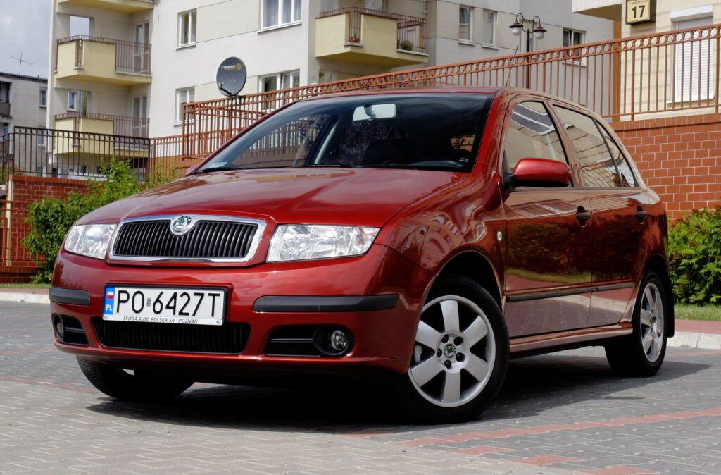 Volkswagen 1.4 TDI - Skoda Fabia I