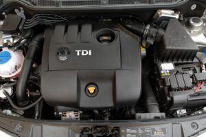 Volkswagen 1.4 TDI - silnik