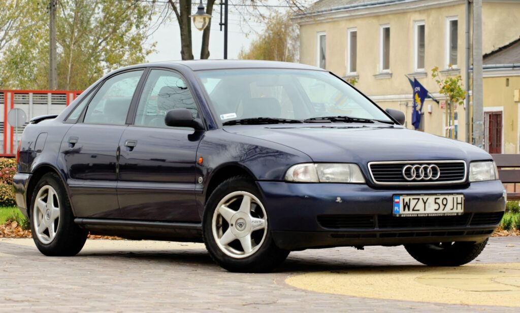 Volkswagen 1.9 TDI - Audi A4 B5