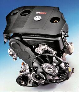 Volkswagen 1.9 TDI - silnik