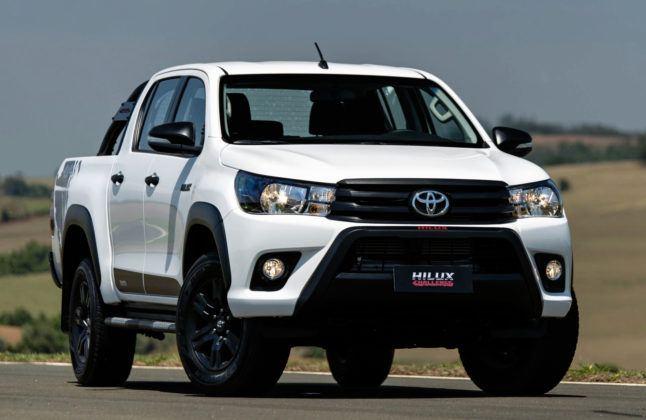 Wenezuela - Toyota Hilux