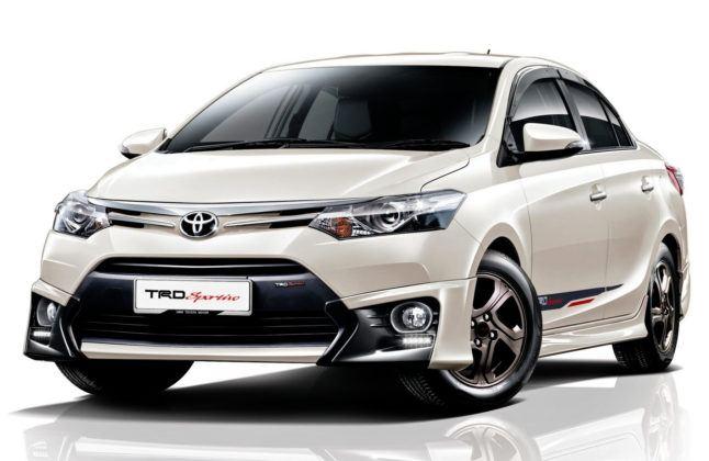 Wietnam - Toyota Vios