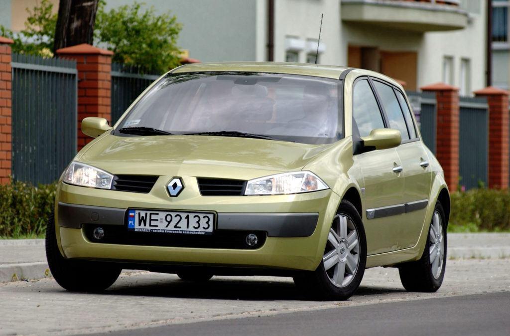 1.5 dCi - Renault Megane