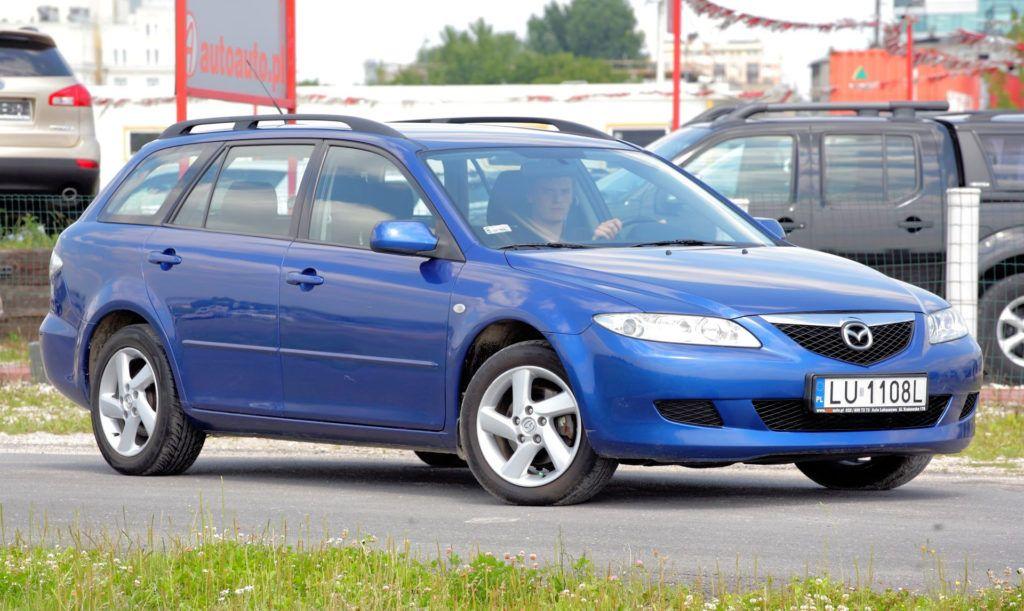 2.0 D - Mazda 6