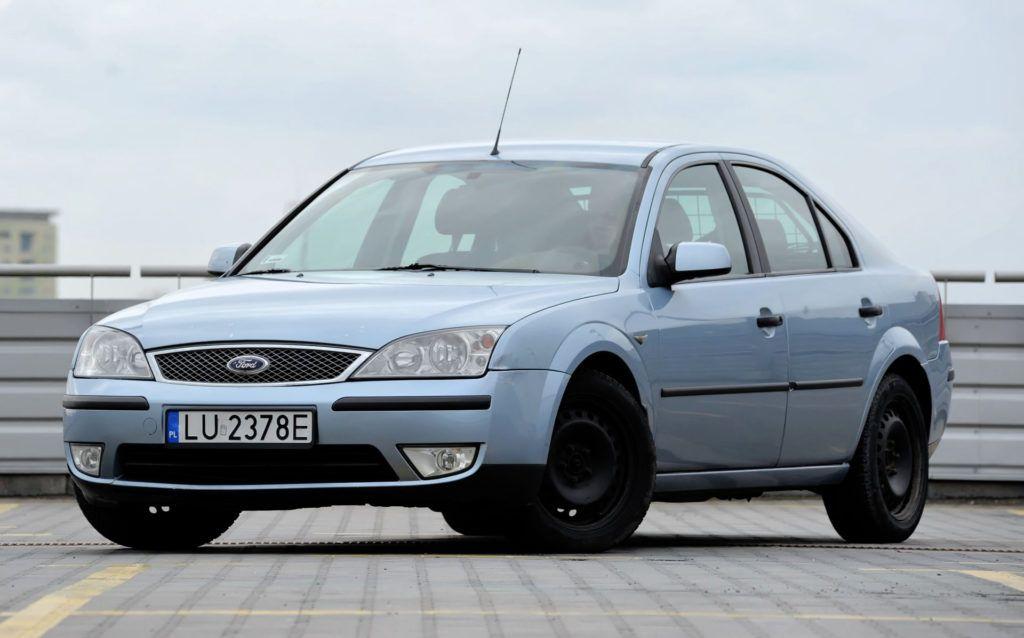 2.0 TDCi - Ford Mondeo III