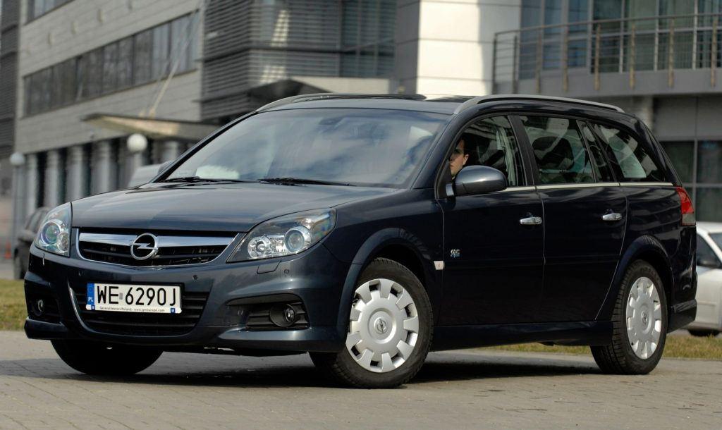 3.0 CDTI - Opel Vectra C