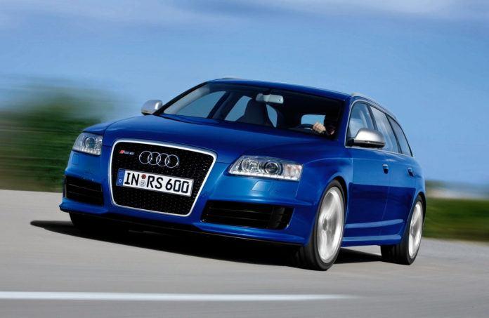 7 przełomowych Audi RS - otwierające