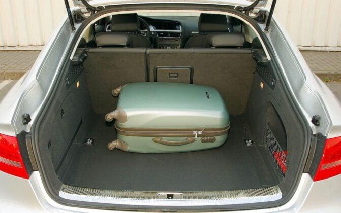 AUDI A5 Sportback I 2.0TDI 170KM 6MT PO422LV 09-2009