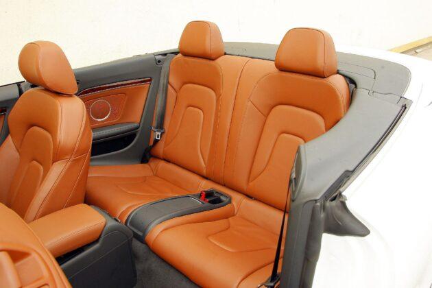 AUDI A5 I Cabriolet S-Line 3.0TDI V6 240KM 7AT S-tronic Quattro PO663LC 06-2009