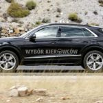 Audi Q8 - bok