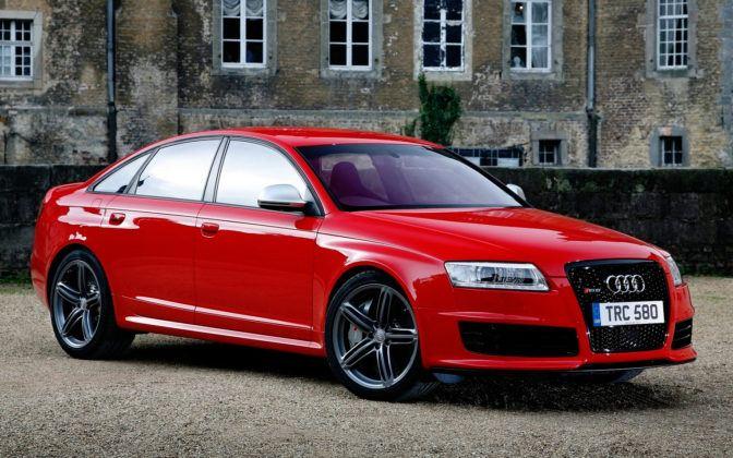 Audi RS 6 C6