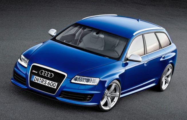 Audi RS 6 C6 Avant