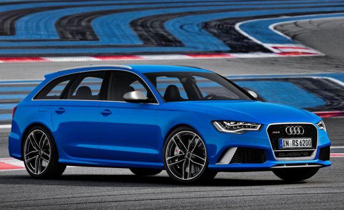 Audi RS 6 C7