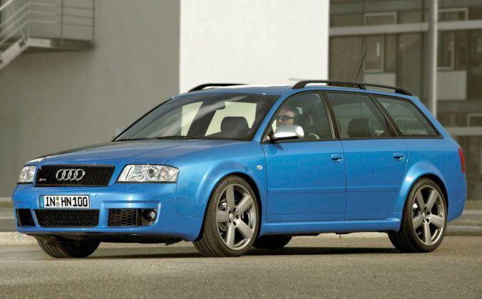 Audi RS6 C5 Plus