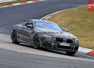 Nowe BMW M8 - NOWOŚCI