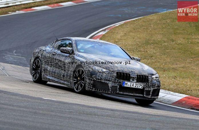 BMW M8 - otwierające (fot. Automedia)