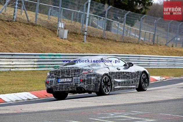 BMW M8 - tył (fot. Automedia)