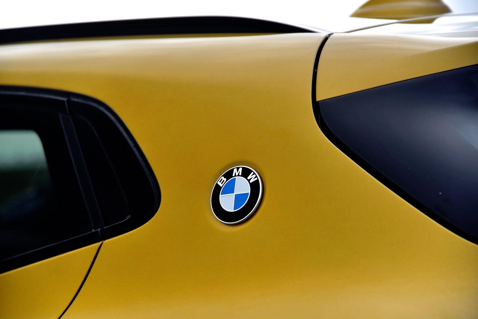 BMW X2 - detal
