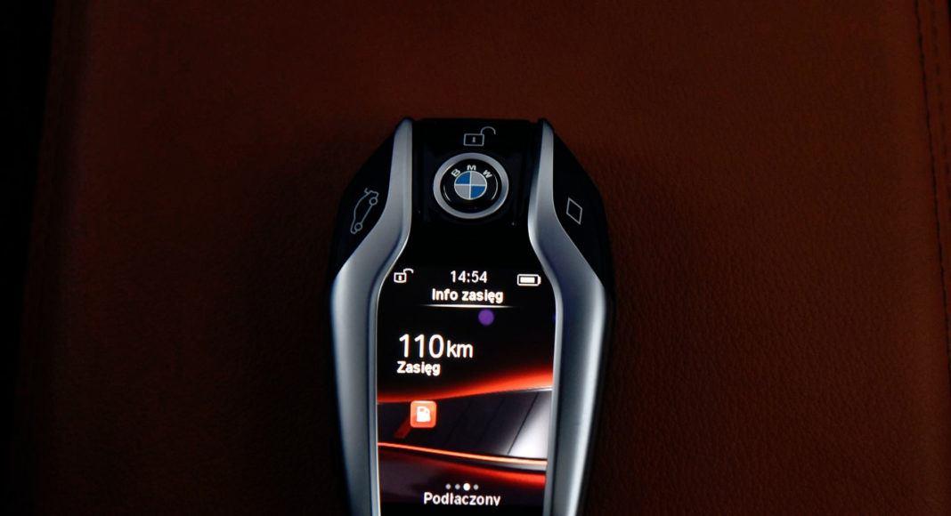 BMW X3 - kluczyk