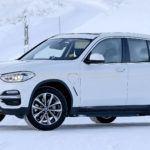 BMW iX3 - przód