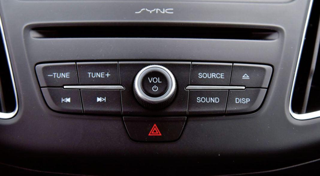 Ford Focus - klimatyzacja