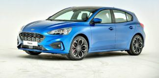 Ford Focus - otwierające 4