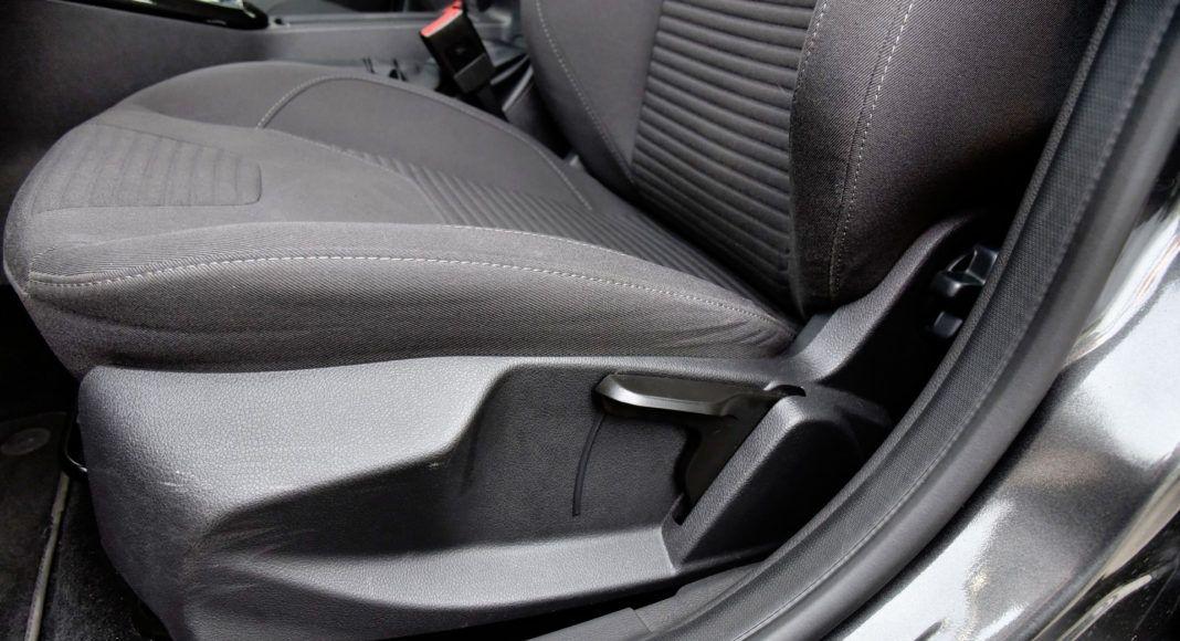 Ford Focus - regulacja foteli