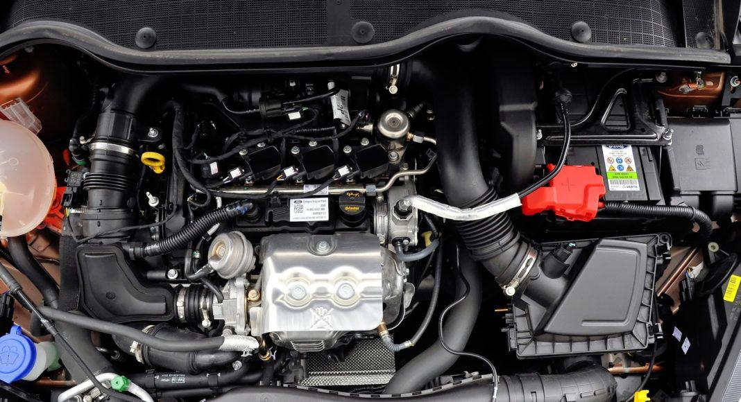 Ford Focus - silnik