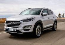 Hyundai Tucson - otwierające