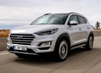 Hyundai Tucson FL - NOWOŚCI