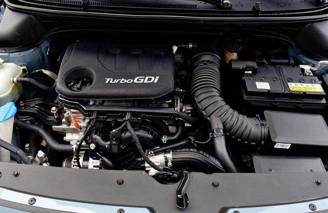 Hyundai i30 - silnik