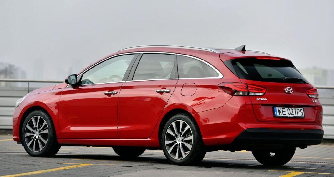 Hyundai i30 - tył
