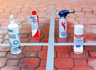 Czym usunąć plamę z oleju silnikowego?