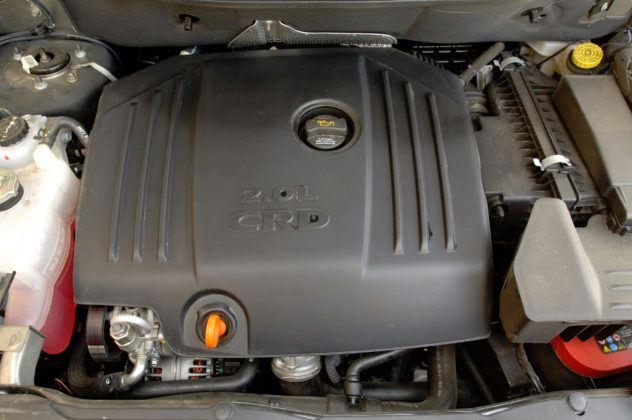 Jeep Compass - silnik