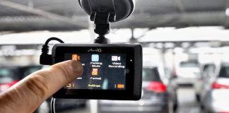 Kamera samochodowa jako monitoring - otwierające