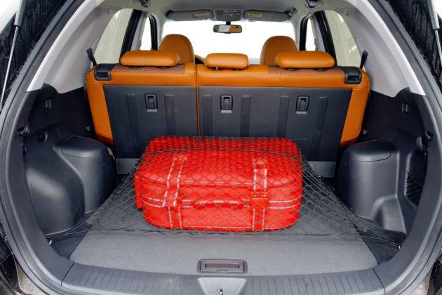 Kia Sportage - bagażnik