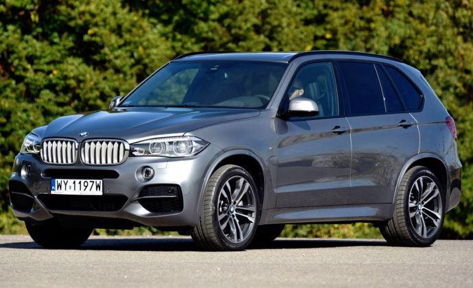 Miejsce 68 - BMW X5
