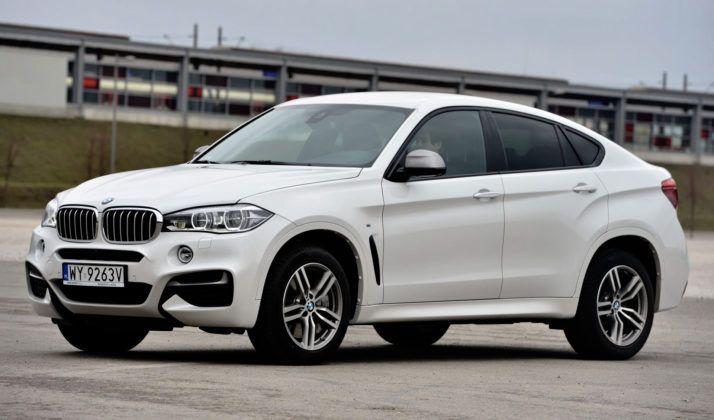 Miejsce 69 - BMW X6