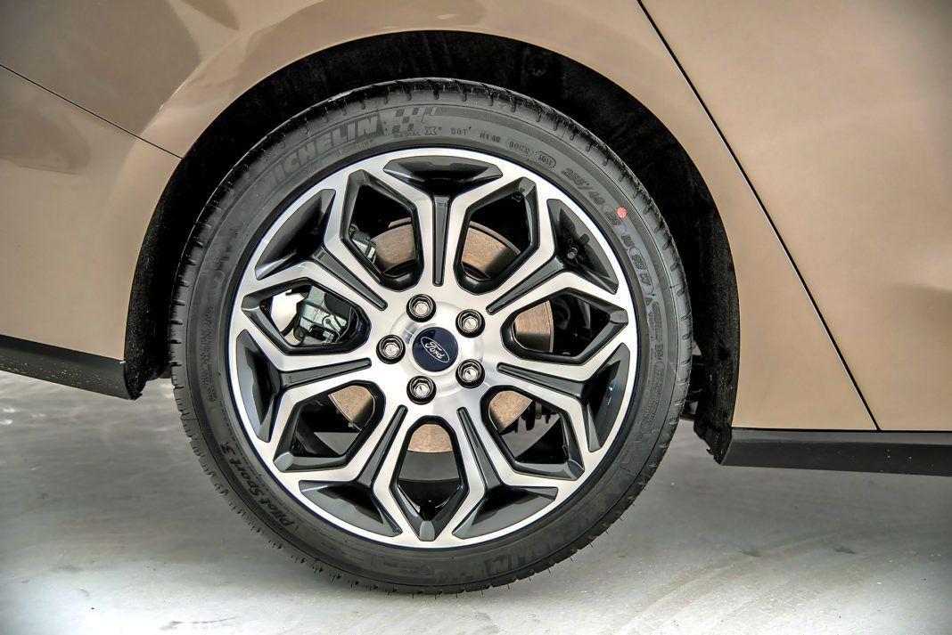 Nowy Ford Focus - felga