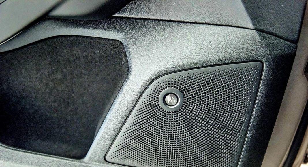 Nowy Ford Focus - glosnik