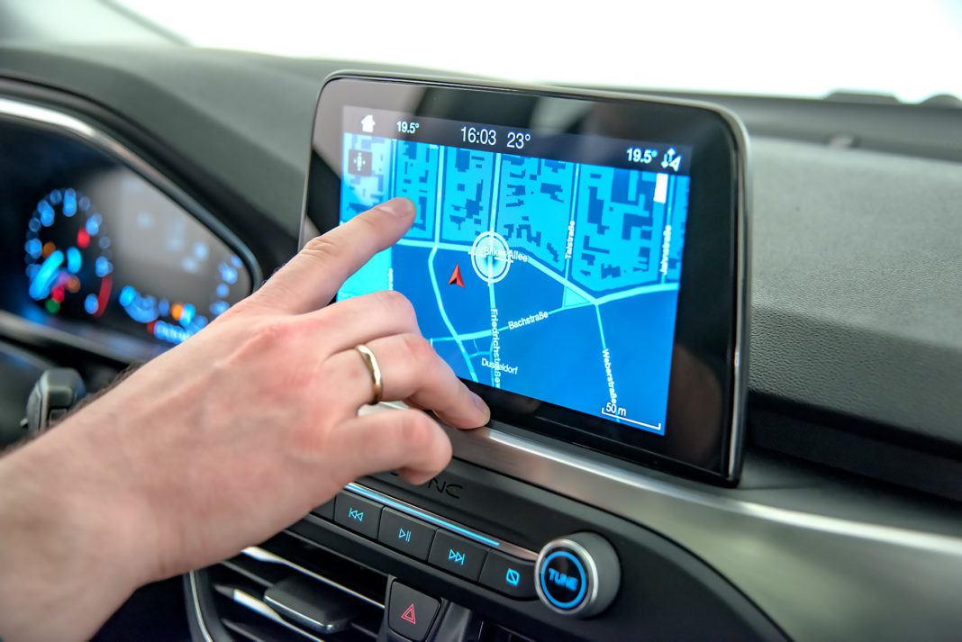 Nowy Ford Focus - system multimedialny