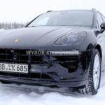 Porsche Macan FL - przód