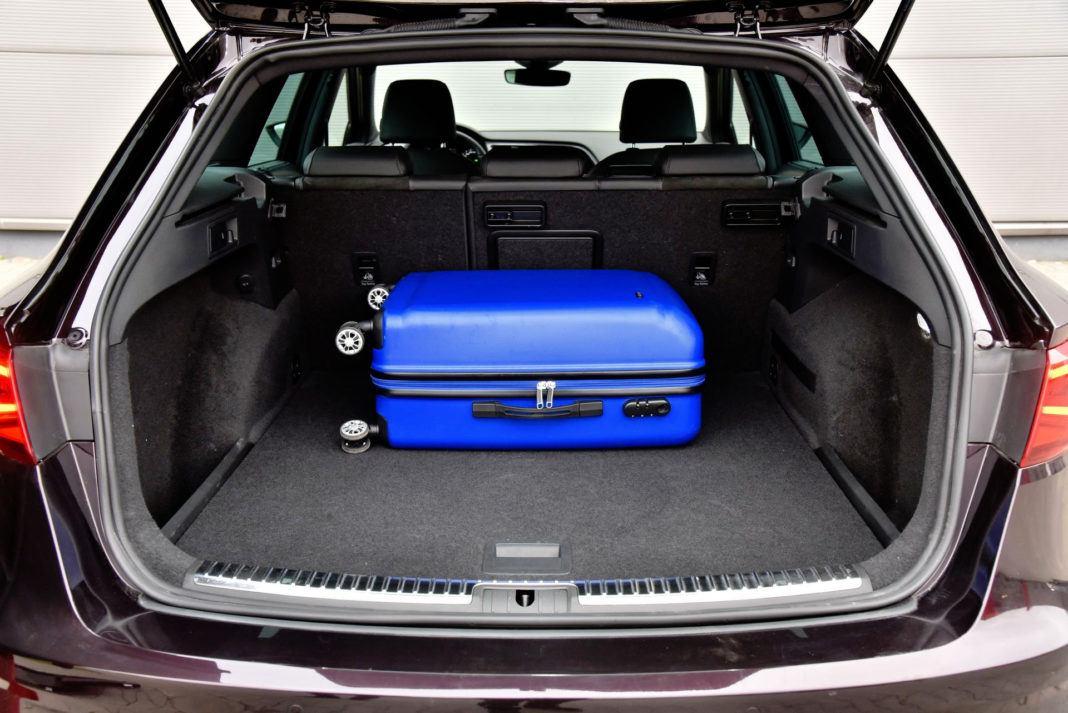 Seat Leon - bagażnik