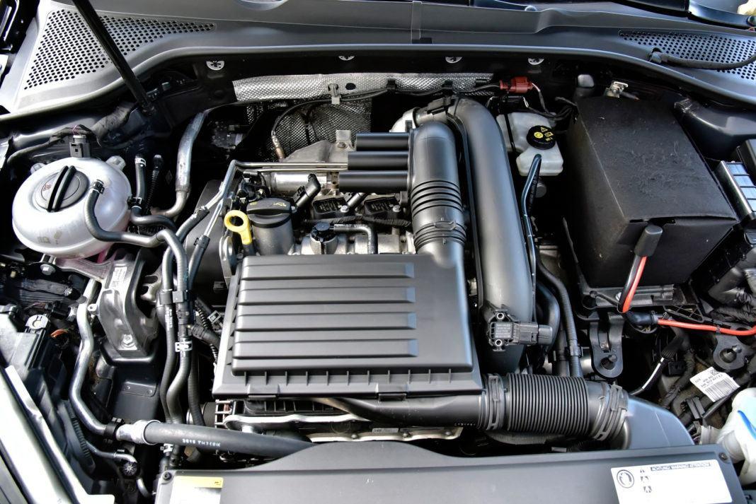 Seat Leon - silnik