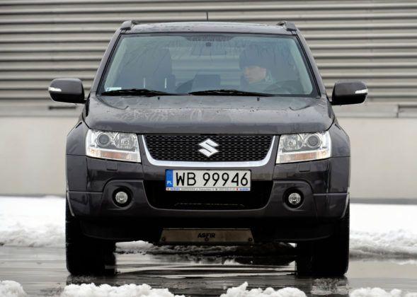 Suzuki Grand Vitara - przód