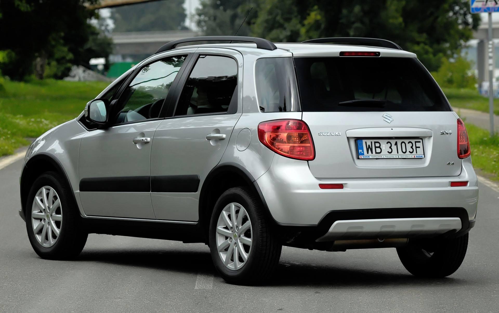 Najlepsze używane SUV-y do 20 tys. zł - Strona 2