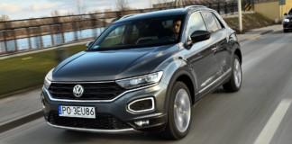 VW T-Roc - otwierające