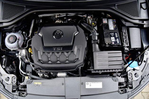 VW T-Roc - silnik