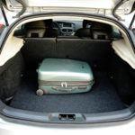 Volvo V40 - bagażnik